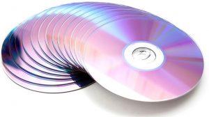 съхрааненине на дискове