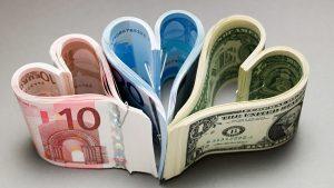 любов към парите